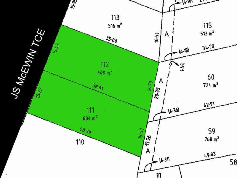 Allot 111 JS McEwin Tce, Blyth, SA 5462