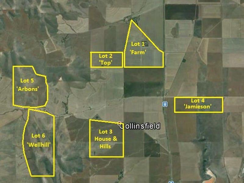 Section 23, 24 & 22 Gum Creek Road, Redhill, SA 5521