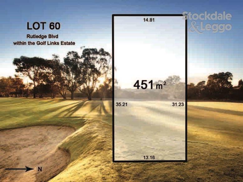 Lot 60 Rutledge Boulevard - Golf Links Estate, North Geelong, Vic 3215