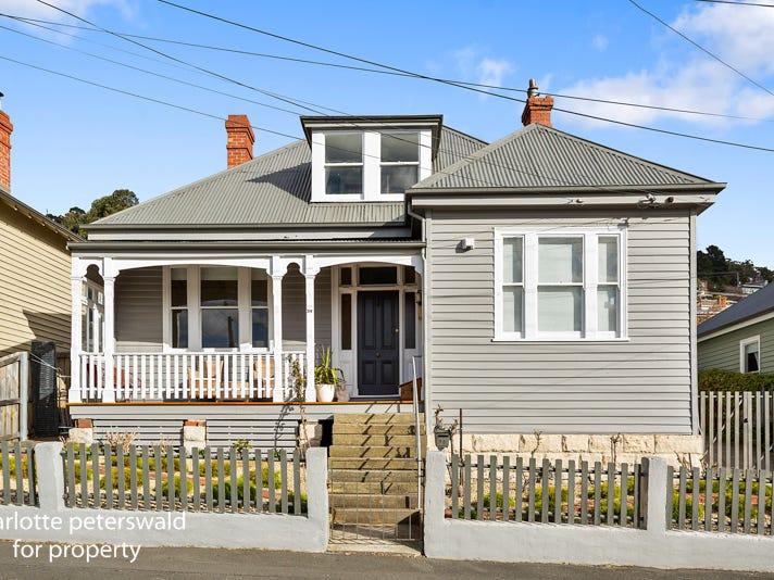 34 Wellesley Street, South Hobart, Tas 7004