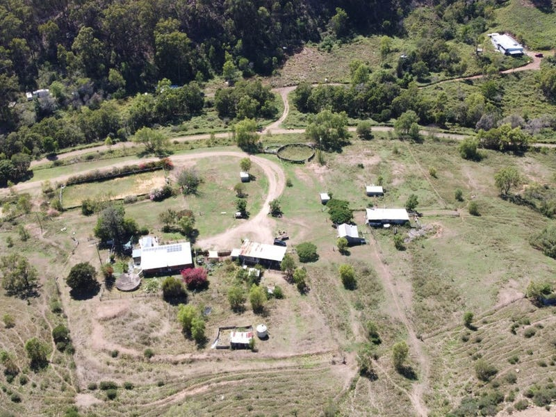 520 Dry Gully Road, Mount Whitestone, Qld 4347