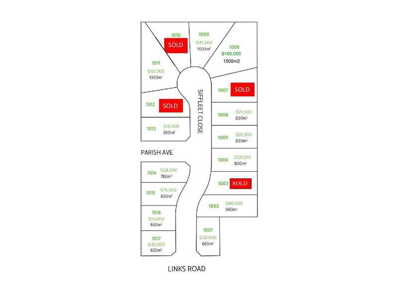 Lot 1002, Siffleet Close Links Estate, Gunnedah, NSW 2380