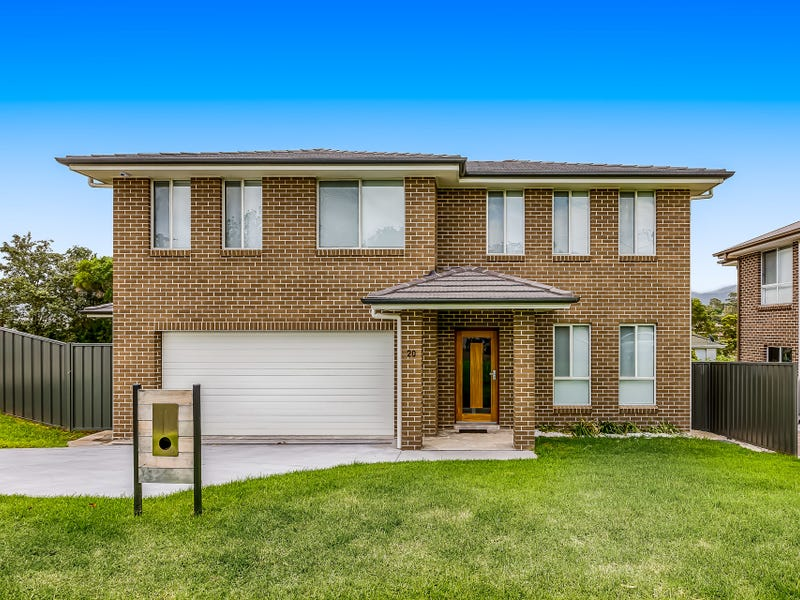 20 Mountain View Crescent, Figtree