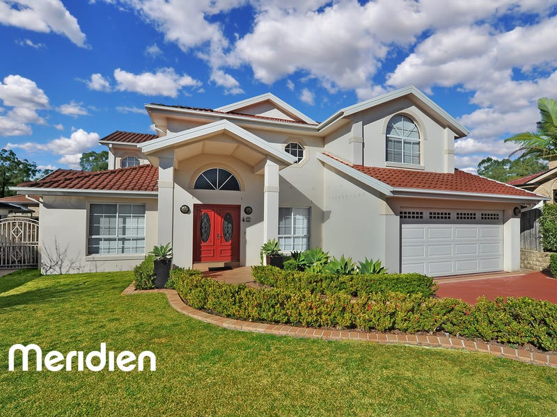 8 Flannan Court, Kellyville, NSW 2155