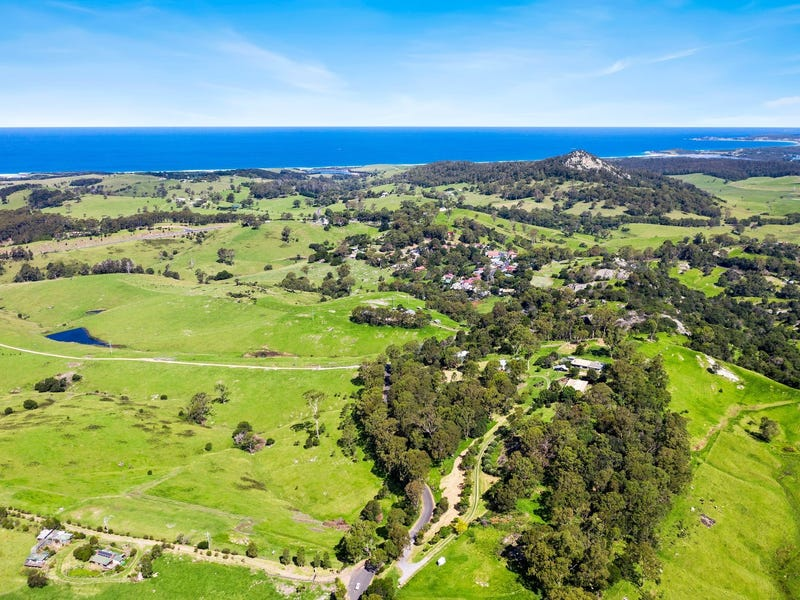 91 Punkalla Tilba Road, Central Tilba, NSW 2546