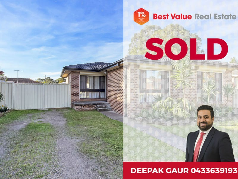 126 Maple Road, North St Marys, NSW 2760