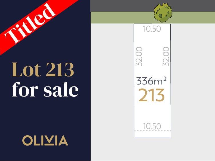 Lot 213 Pazzano Mews, Truganina, Vic 3029