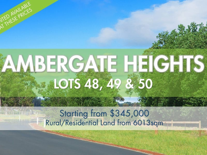 48,49 & 50 Ambergate Heights, Ambergate