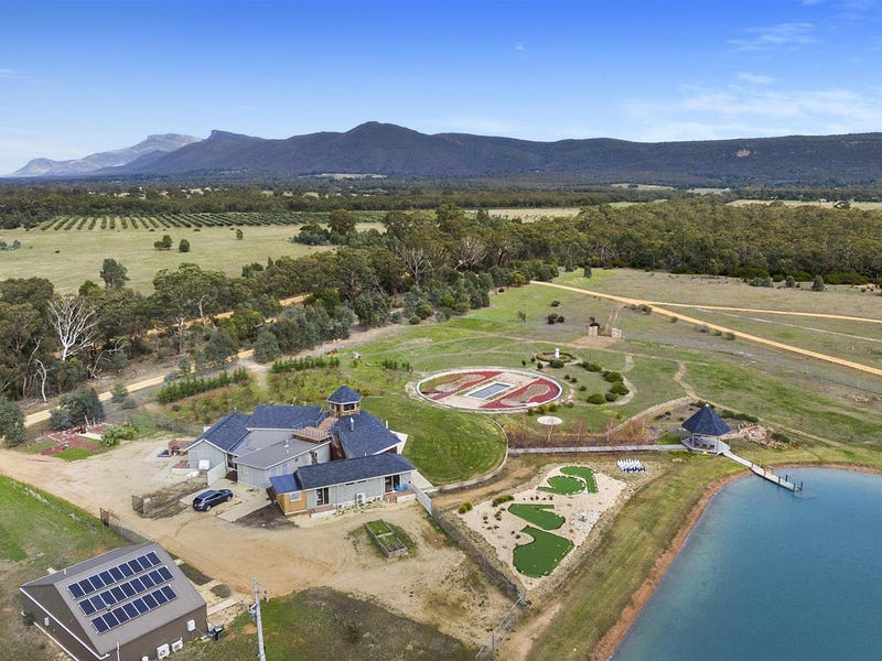302 Tunnell Road, Pomonal, Vic 3381