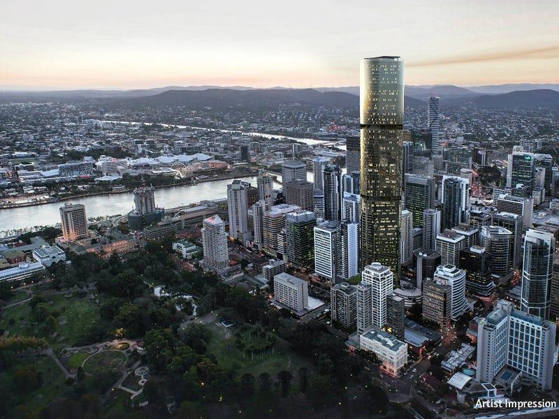 2509/222 Sky Tower, Brisbane City