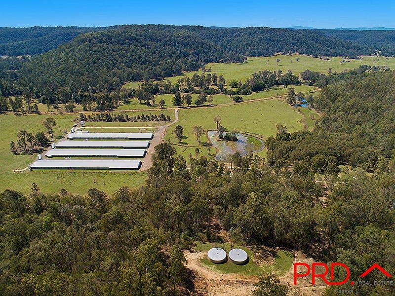2050 Upper Mongogarie Road, Upper Mongogarie, NSW 2470