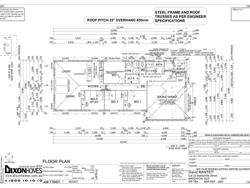 Proposed Lot 3, 161 Baskerville Street, Brighton, Qld 4017