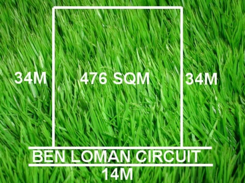 Lot 4733 Ben Loman Cct, Craigieburn, Vic 3064
