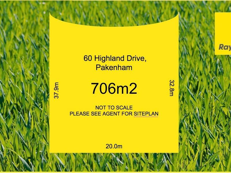 60 Highland Drive, Pakenham, Vic 3810