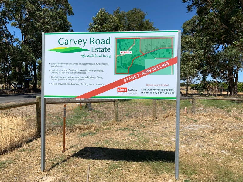 Lot 13 Garvey Road Estate Stage 2, Dardanup West, WA 6236