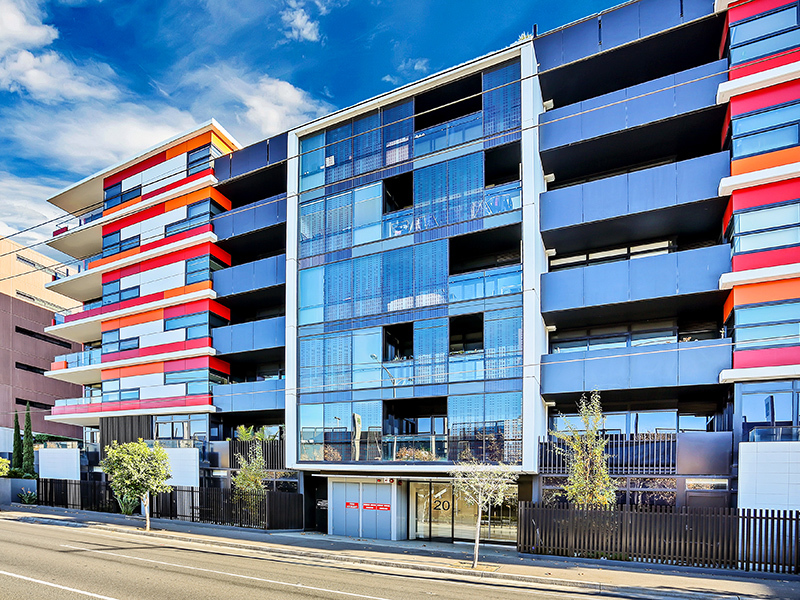 111/20 Burnley Street, Richmond, Vic 3121