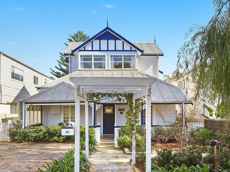 40 Corrie Road, North Manly, NSW 2100