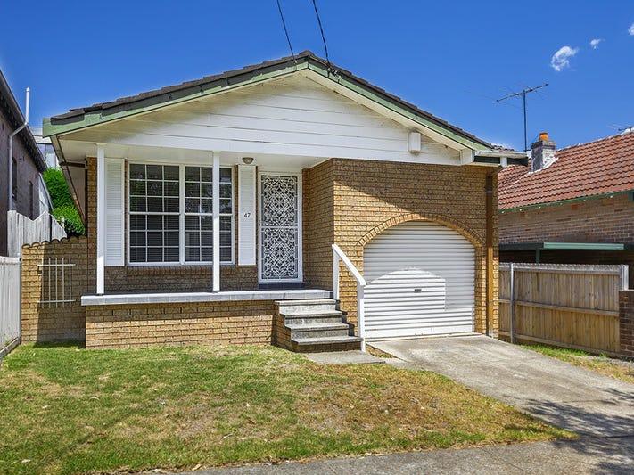 47 Renwick Street, Drummoyne, NSW 2047