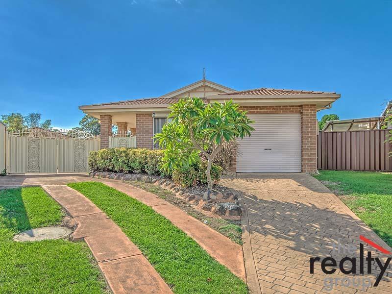 24 Hydrangea Place, Macquarie Fields, NSW 2564