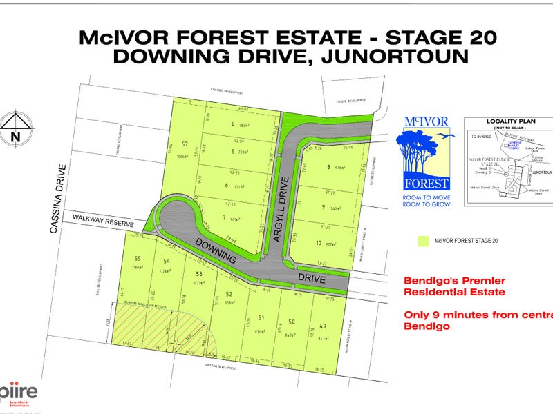 Lot 4-52, Stage 20 McIvor Forest Estate, Junortoun, Vic 3551