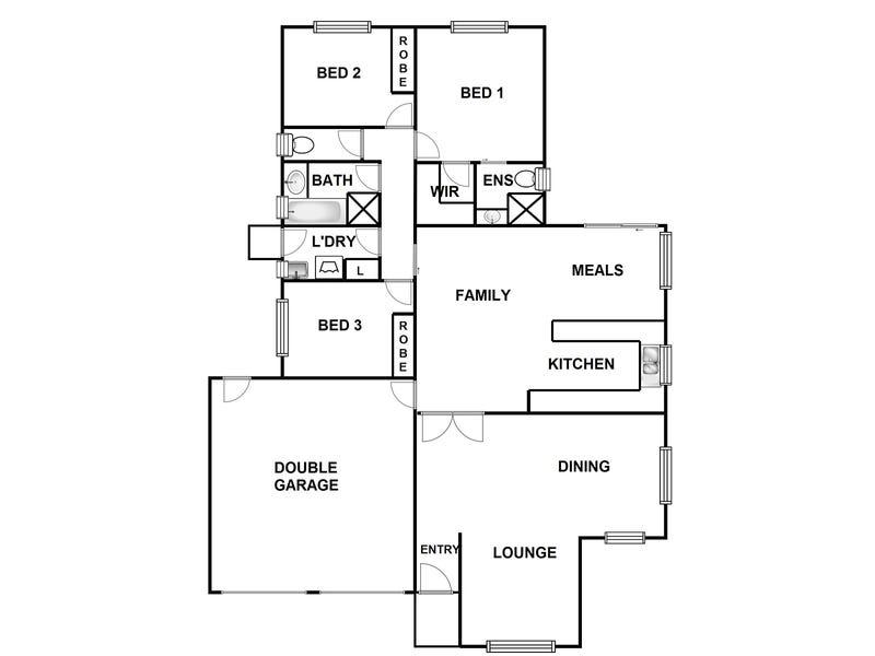 50 Gouldsmith Street, Dunlop, ACT 2615 - floorplan