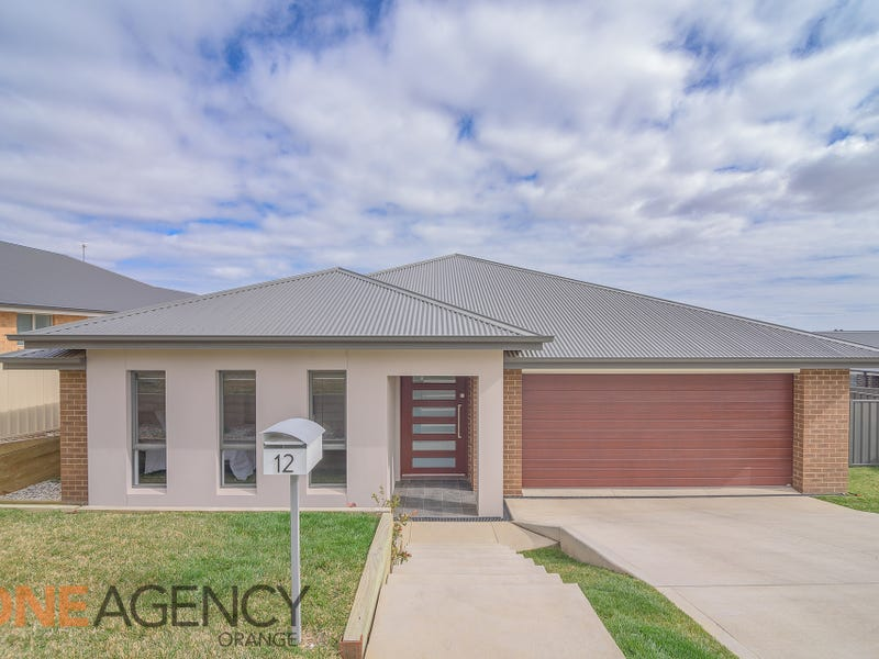 12 Jessie Rise, Orange, NSW 2800