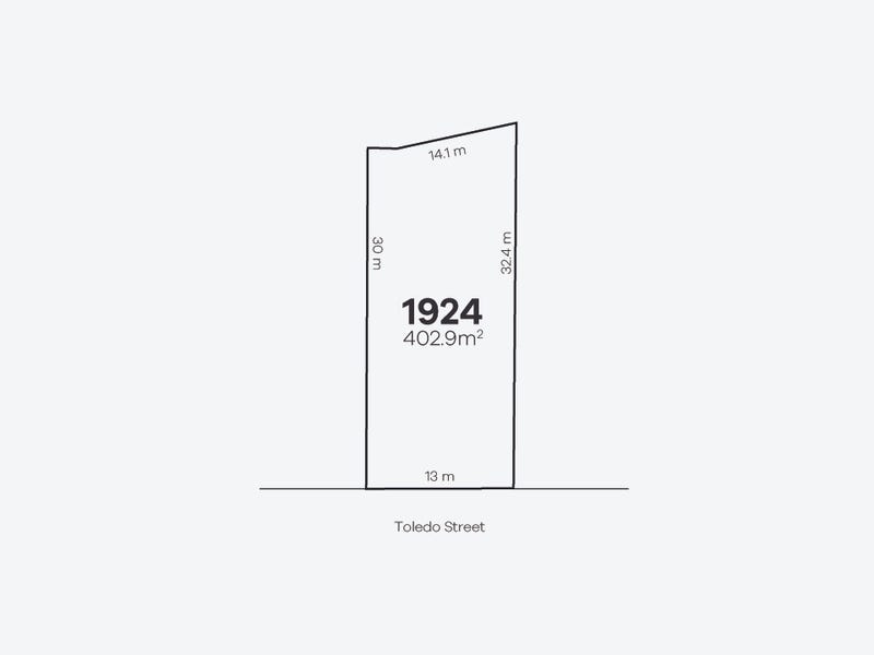 (Lot 1924) 11 Toledo Street | Stonecutters Ridge, Colebee, NSW 2761