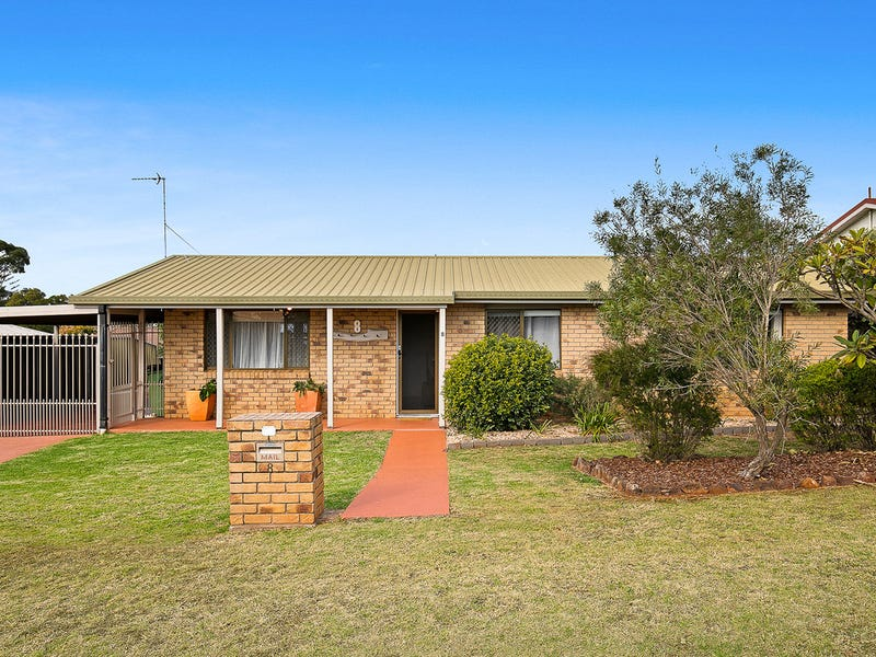 8 Coolawin Court, Wilsonton Heights, Qld 4350