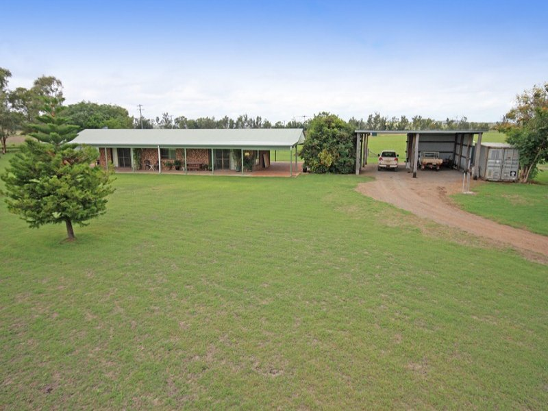 110 Thangool-Lookerbie Road, Thangool, Qld 4716