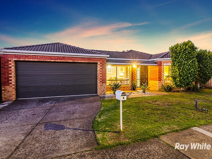 6 Nyarrin Place, Cranbourne West, Vic 3977