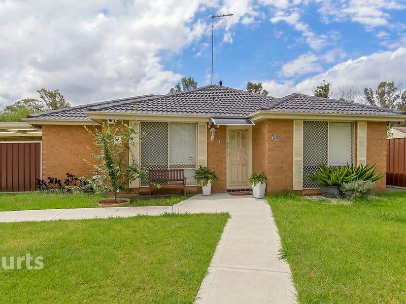 48 Sedgmen Crescent, Shalvey, NSW 2770