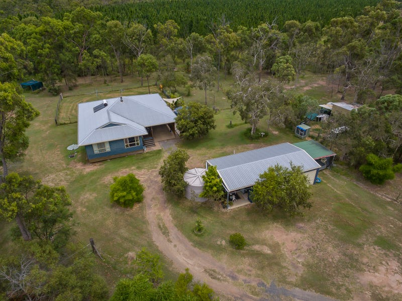 257 Sully Dowdings Road, Pine Creek, Qld 4670