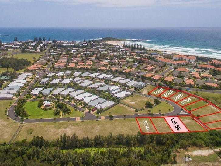 Lot 58 The Drive, Yamba, NSW 2464