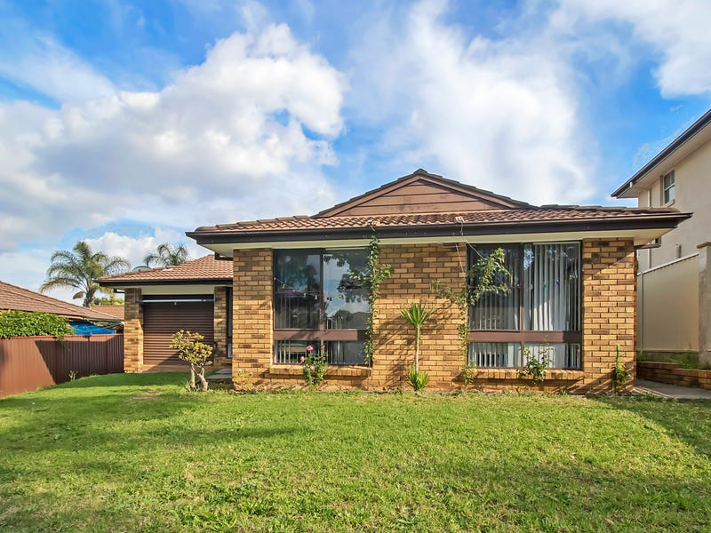4 Franklin Place, Bossley Park, NSW 2176