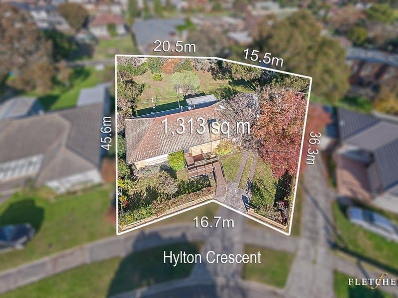 7 Hylton Crescent, Rosanna, Vic 3084