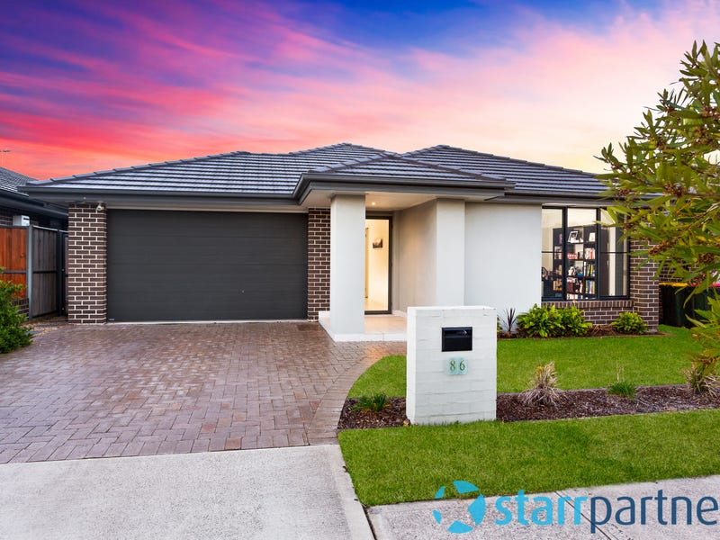 86 Mosaic Avenue, The Ponds, NSW 2769