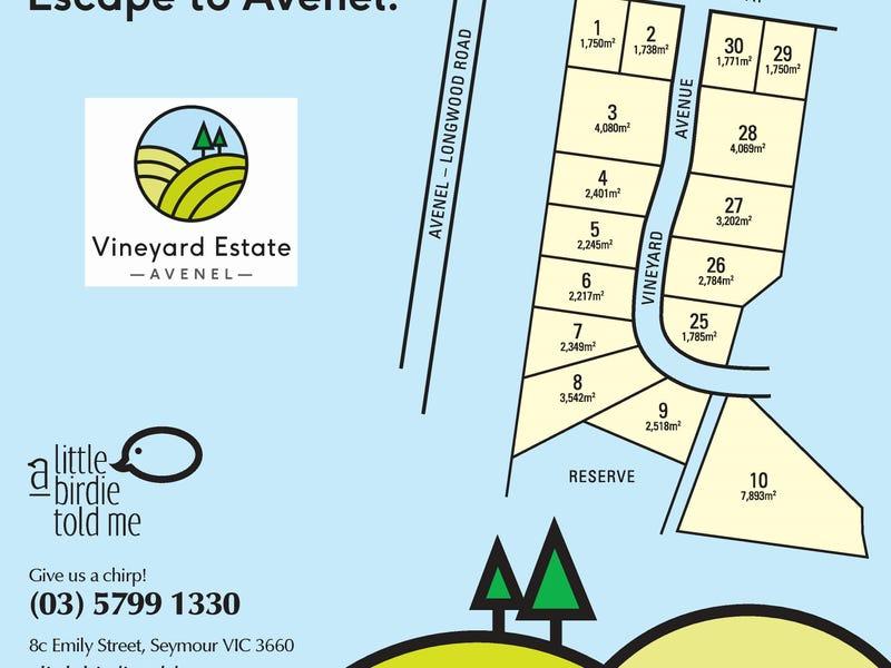 Lot 1 - 30 Longwood Avenel Road, Avenel, Vic 3664