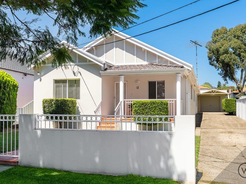 12 Barnes Avenue, Earlwood, NSW 2206