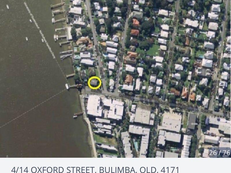 4/14 Oxford Street, Bulimba, Qld 4171