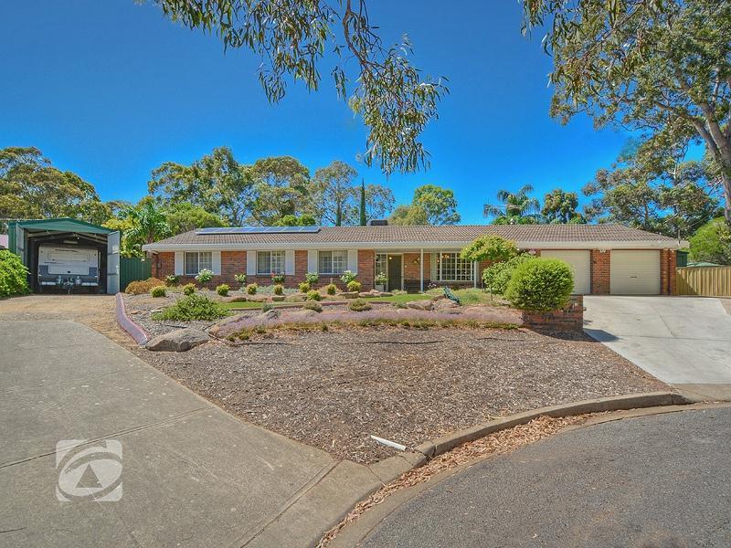 4 Ryde Grove, Banksia Park, SA 5091
