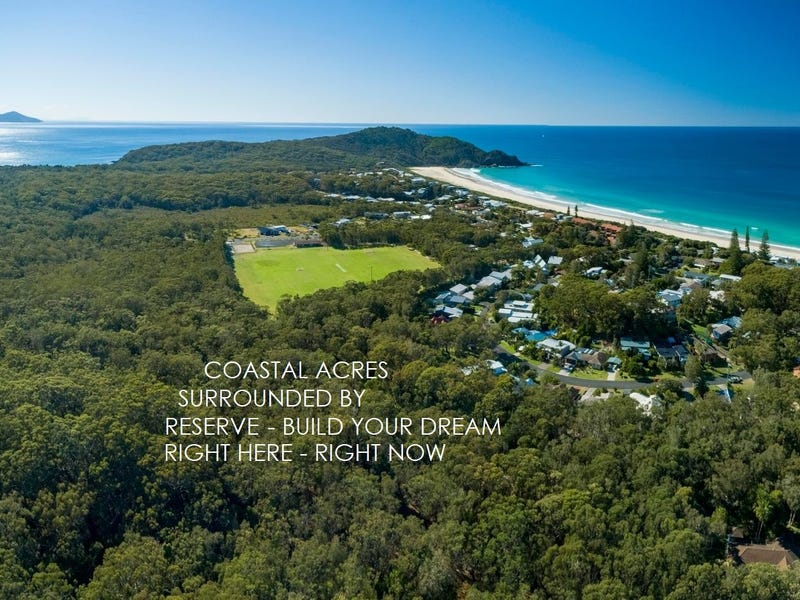 Lot 61, Red Gum Road, Boomerang Beach, NSW 2428