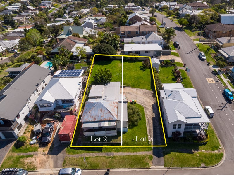 Lot 2 and Lot 3 - 113 Ocean Street, Dudley, NSW 2290