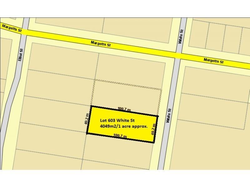 L603 White Street, Pratten, Qld 4370