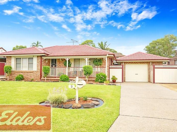 9 Hibiscus Court, St Clair, NSW 2759