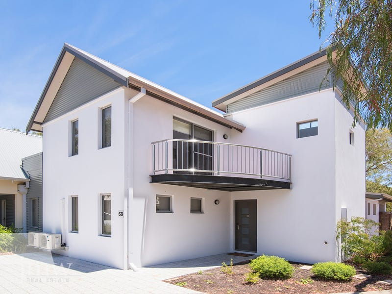 Townhouse 69 Cape View Apartments - 190 Little Colin Street, Busselton, WA 6280