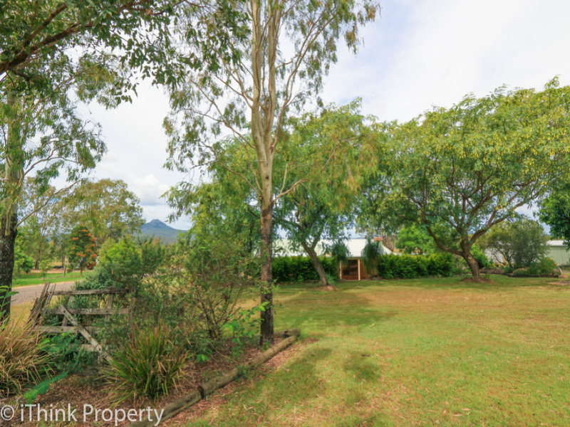 229 Limestone Ridges Road, Peak Crossing, Qld 4306