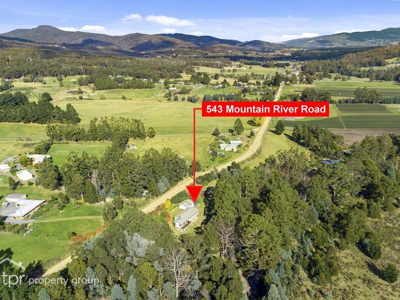 543 Mountain River Road, Mountain River, Tas 7109