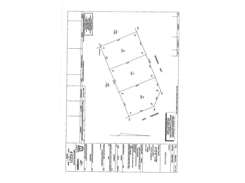 Lot 11, 13 Barunga Way, Craigie, WA 6025