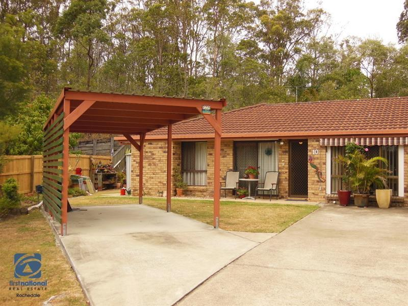 10/54 Dorset Drive, Rochedale South, Qld 4123