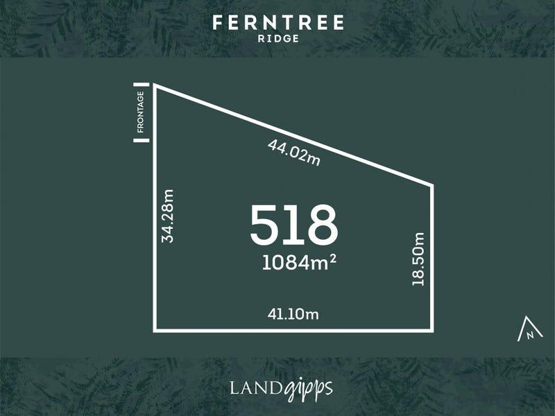 Lot 518, Ferntree Ridge, Drouin, Vic 3818